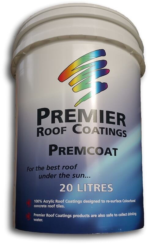 Premier Roof Coatings Large bucket