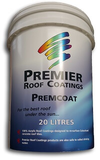 Premier Roof Coatings Paint small